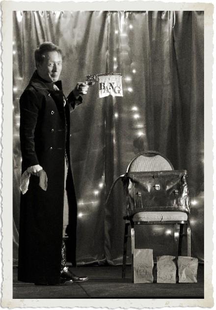 Bill Wood History of Magic